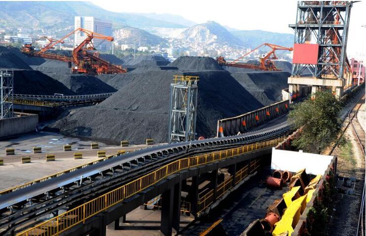 智慧矿山建设!国电投南露天煤矿启动5万吨储煤仓无人值守项目