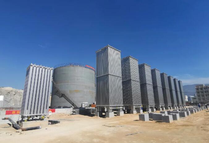"""""""气化杭锦""""天然气项目 示范点正式动工建设"""