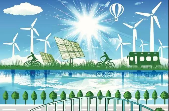 政企合力 绿色清洁能源迎来暖春