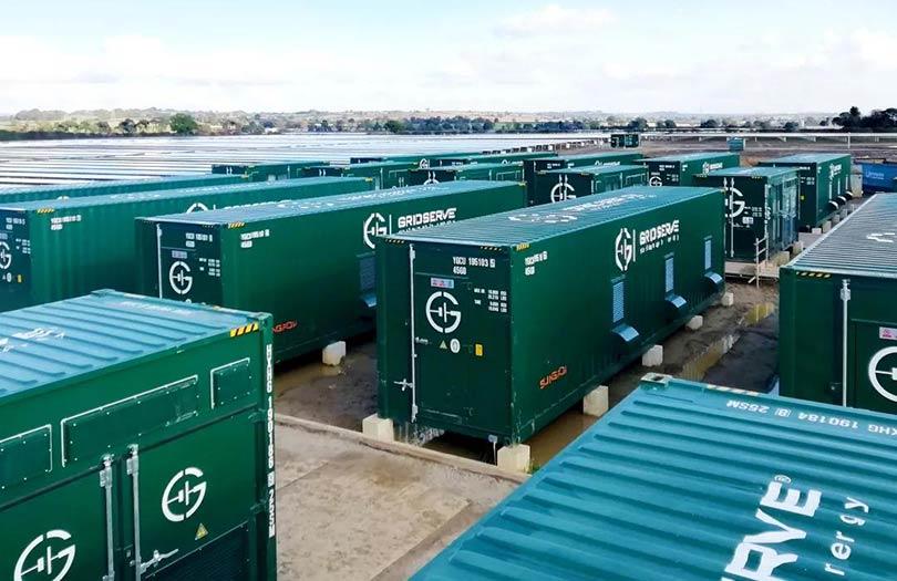 研究表明电池储能系统成本与新建天然气发电厂成本相比要低30%