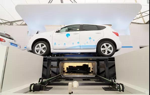 新能源车实现20秒极速换电!奥动将在全国建设5000座换电站
