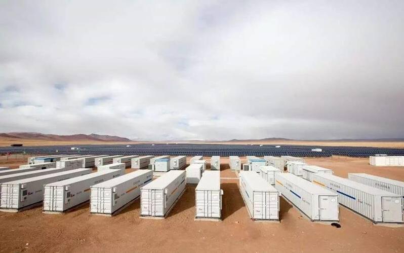 新政释放积极信号 储能将成新型电力系统发展主赛道