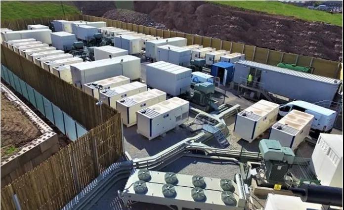 未来5年电力储能锂电池累积出货超60GWh