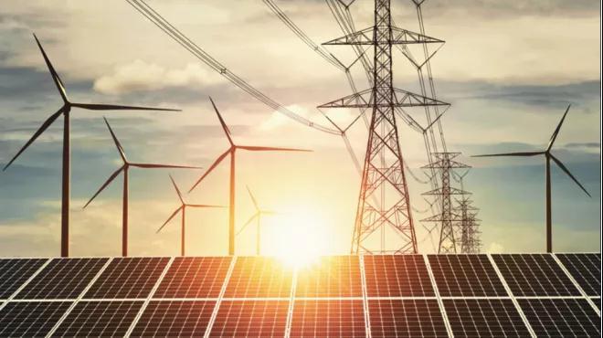 """美国投6000亿+搞""""电力新基建"""",一代人能不能看"""