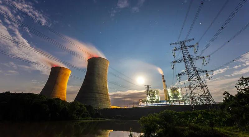 西北地区首个百万千瓦级调峰火电工程正式开工