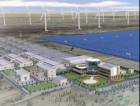 <em>国家能源局</em>批准建设首个光伏、储能实证实验平台开工
