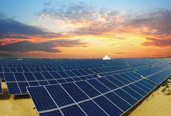 900MW!中国能建浙江火电承建迪拜五期光伏项目升