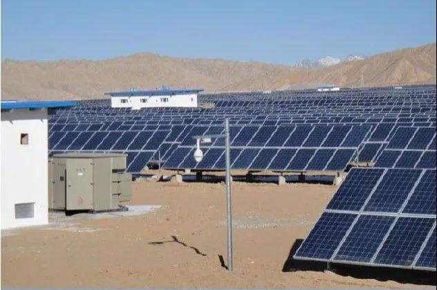 2GW光伏+1GW储能项目!申能新能源与青海海西州签