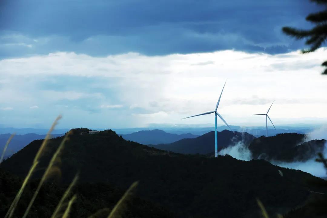 杭锦旗基地风电场150MW项目破土动工了!