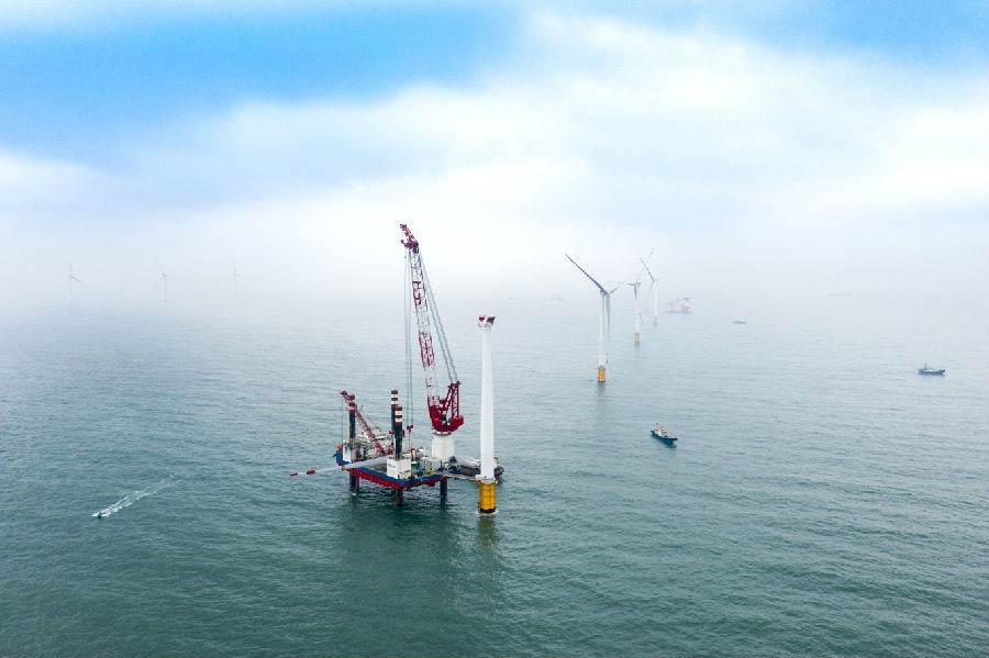重磅!上海电气风电集团IPO定价5.44元/股!拟募资