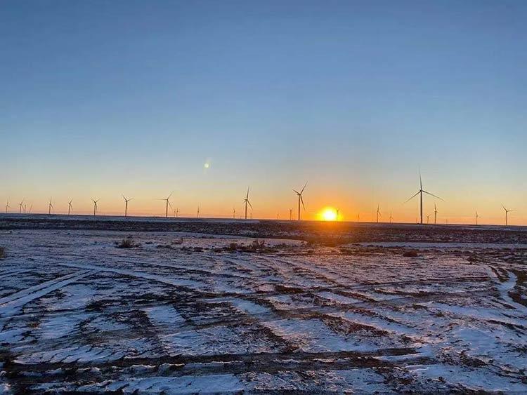 中广核新能源:董事会批准建设计划及湘乡白鹭风电项目相关投资