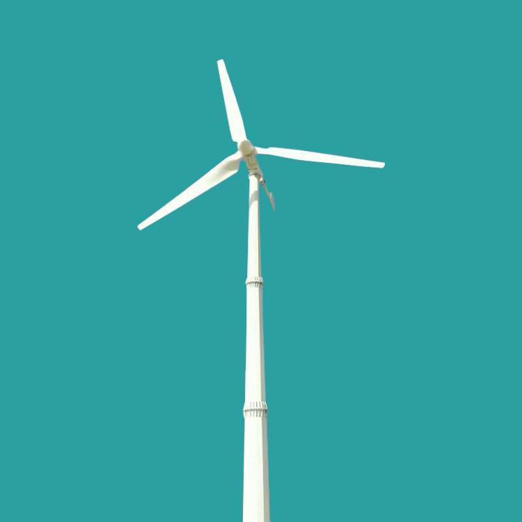 双江晟成  风能发电机可提供配套设备  30千瓦风力发电机