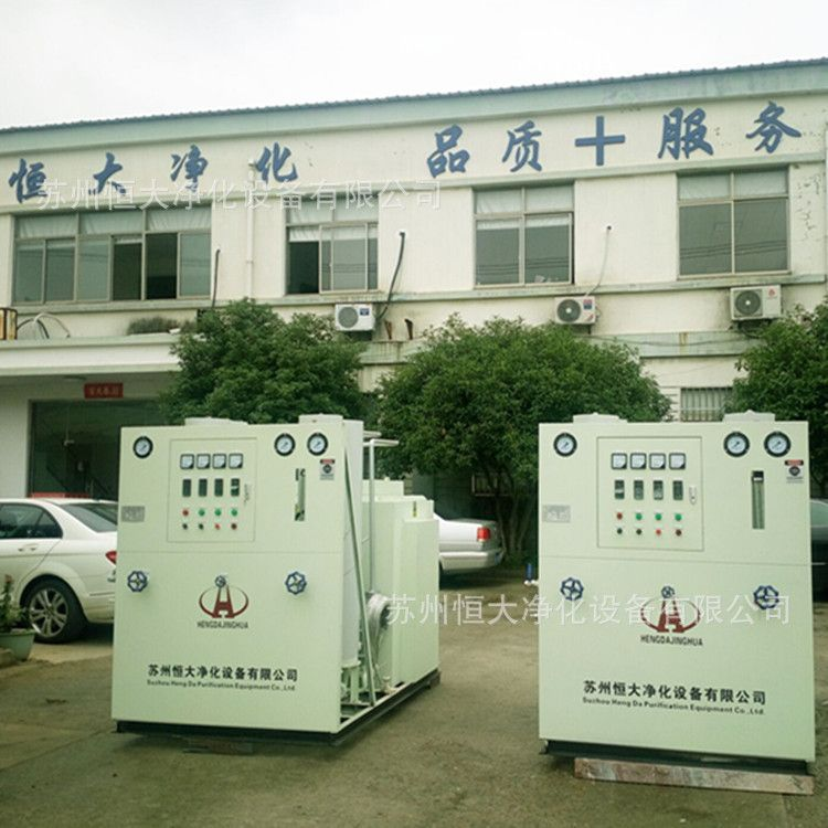 江苏氨分解 南京无锡徐州高纯氨分解制氢气机 自动氢气回收装置