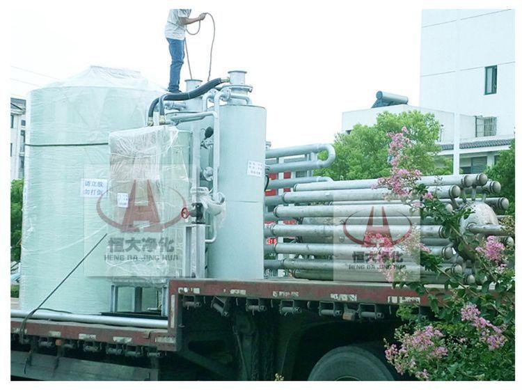 中苏恒大 氢气纯化装置 节能高纯氢气设备 氢气发生器 工业氢气回收装置
