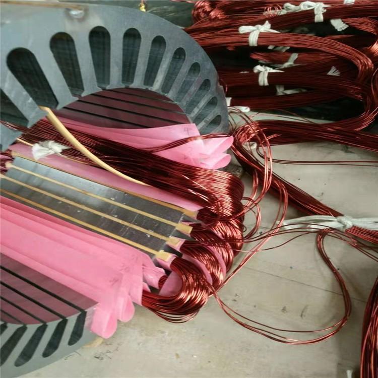 石龙 50千瓦小型风力发电机 发电机进口轴承 定制产品