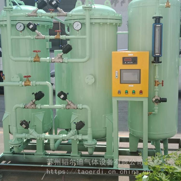 用于生产钨钼的中小常压还原炉氢气回收设备