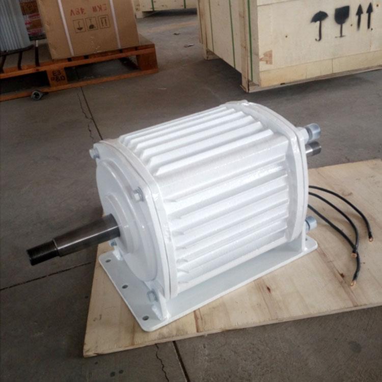 扎赉特旗风力发电机220v5KW绿色环保发电机进口轴承