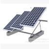 太阳能 支架 平面水泥屋顶系统
