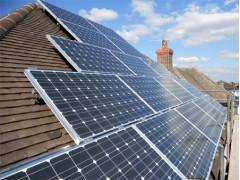 河南郑州居家太阳能分布式光伏并网系统-3KW屋顶光伏发电