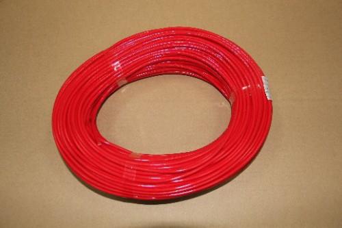 红色内纤外胶套管