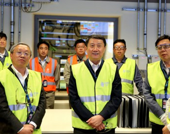 国家电投集团王炳华到国核设备、<em>海阳核电</em>调研