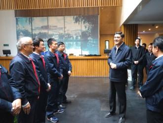 努尔·白克力赴西藏调研能源发展运行情况