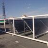 高效密排太阳能热水工程 宾馆浴场学校医院太阳能热水工程