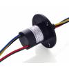 5路10A实圆滑导电滑环风电滑环镀金双触点