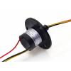 风电滑环3路5A直径22旋转电刷集电环 导电滑环碳刷