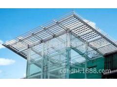 厂价直销太阳能双玻组件 光伏双玻 透明电池板 无边框电池板