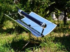 便携式节能环保太阳能烧烤炉烤肉