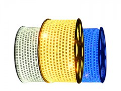河南郑州购买放心的LED灯带 LED软灯条就来 洲峰照明