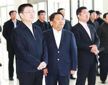 王蒙徽到沈阳石油产品交易中心调研