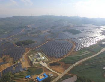 2017年5月贵州省新增光伏发电装机14.5万千瓦
