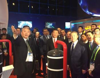 习近平主席:<em>华龙一号</em>是中国完全自主三代核电技术