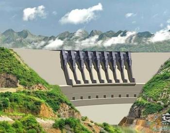 巴技术难度最大、容量最大、总投资最大的水电站,由中国进行建设