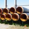 聚氨酯发泡保温钢管通江管道供应