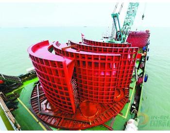 北方首个<em>海上</em>风电项目明年并网