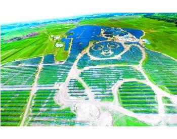 首个熊猫<em>太阳能</em>电站昨起正式运营!