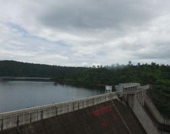 中国电建<em>柬埔寨</em>项目:甘再水电站连续全天候满负荷运行