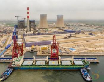 日照港集团首个海外码头顺利运营