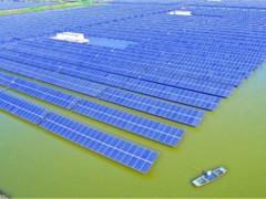 淄博鱼光互补太阳能光伏发电