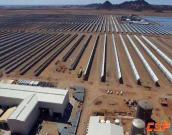 南非Xina Solar One槽式光热电站顺利完成首月商业化运行