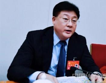 十九大代表赵亮:打破省间壁垒 构建全国统一电力市场