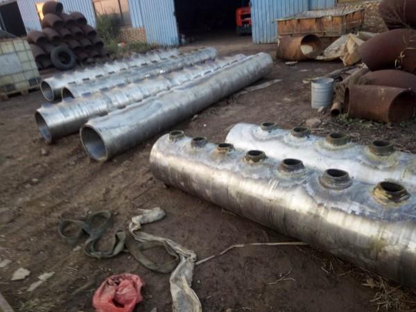 不锈钢汇气管生产厂家