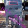 热处理工件表面清理喷砂机