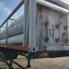 CNG槽车尾  压缩天然气运输车 二手常规CNG撬