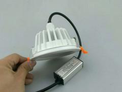 深圳防水筒灯外壳压铸铝材料