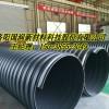 HDPE钢带波纹管管口直径一般都多大?