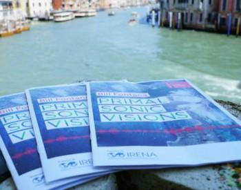 威尼斯New Bill Fontana双年展会探索可再生能源的原始美